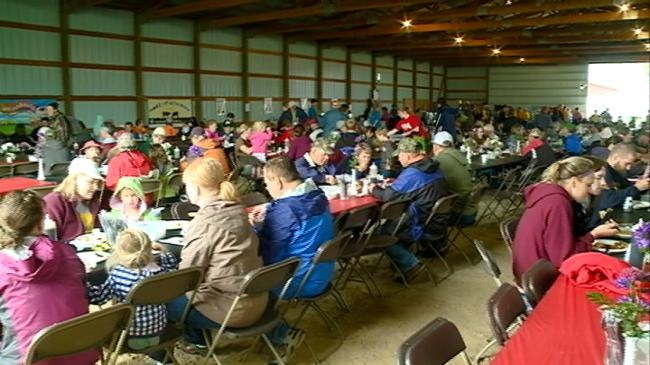 La Crosse County Dairy Breakfast details