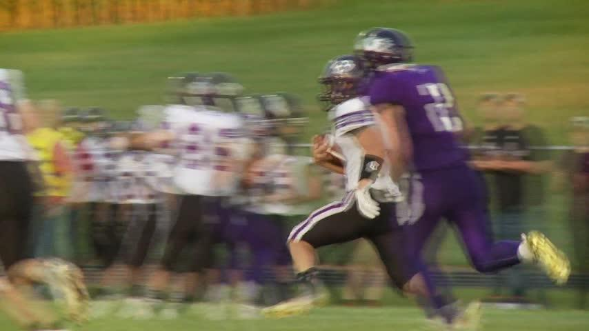 News 8 Highlight Zone Week 1: De Soto, Brookwood cruise, Whitehall grinds out win
