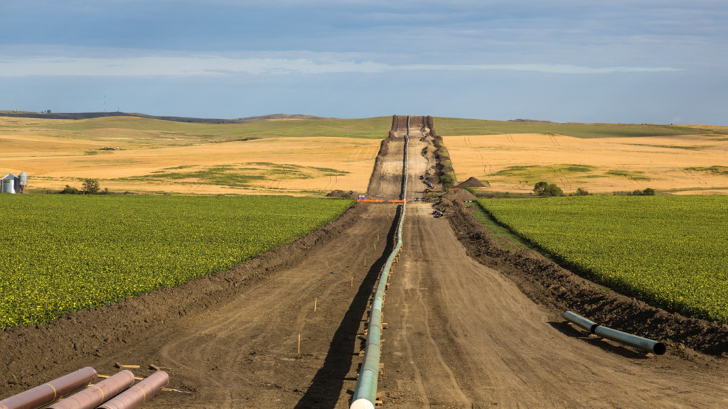 Company takes step toward boosting Dakota Access capacity