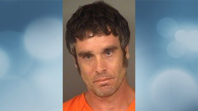 Man arrested for shooting at street lights to 'protect universe from aliens'