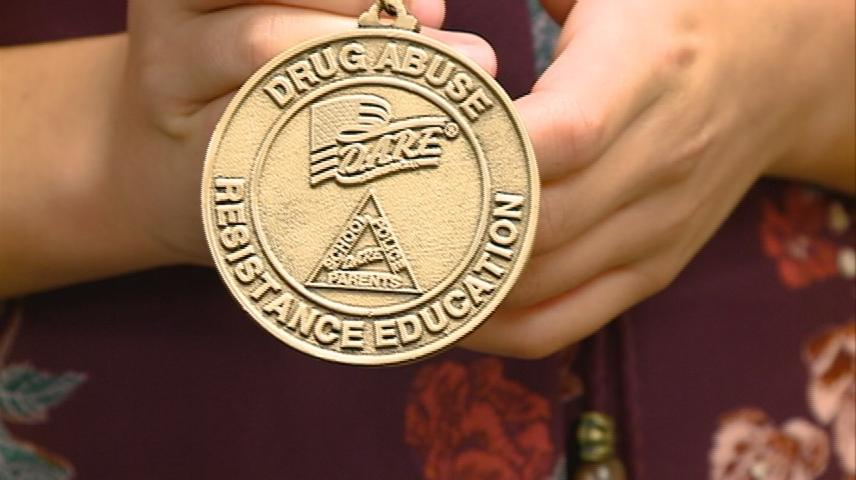 Local DARE students recognized across Wisconsin for their essays