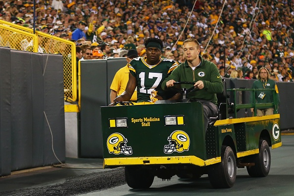 Packers trying to keep healthy outlook before playing Broncos