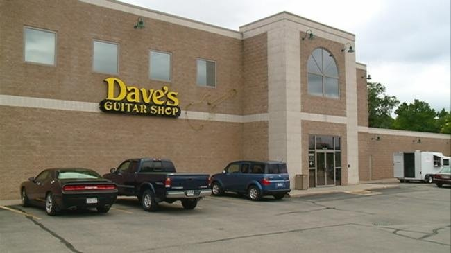 Dave's Guitar Shop looking to expand by nearly 50-percent
