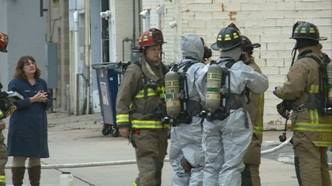 Small chemical spill causes evacuation in downtown La Crosse