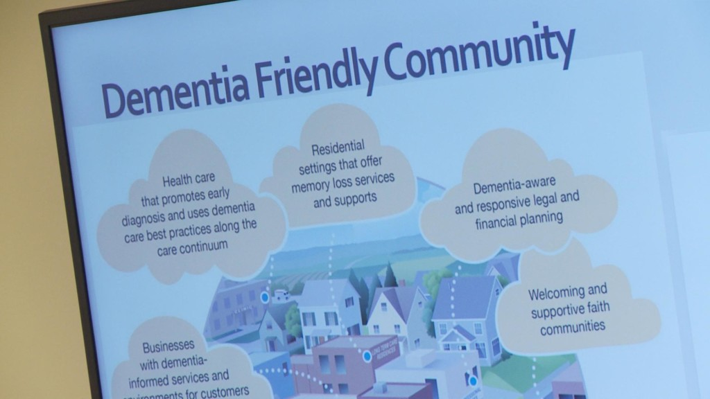 Experiential summit teaches community members about Dementia