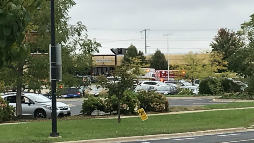 Police: Motive unknown in Wisconsin office shooting