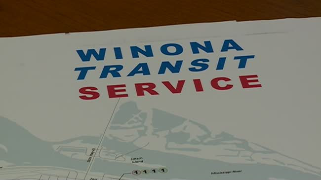 'Dial a Ride' service brings city buses anywhere for Winona residents