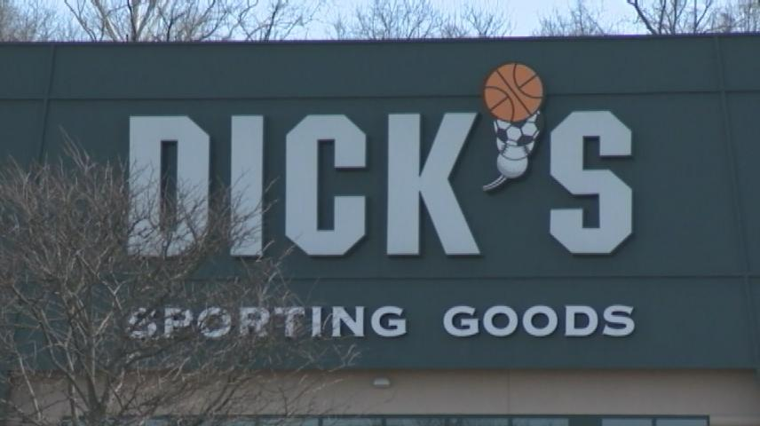 Dick's Sporting Goods will no longer sell 'assault-style' rifles