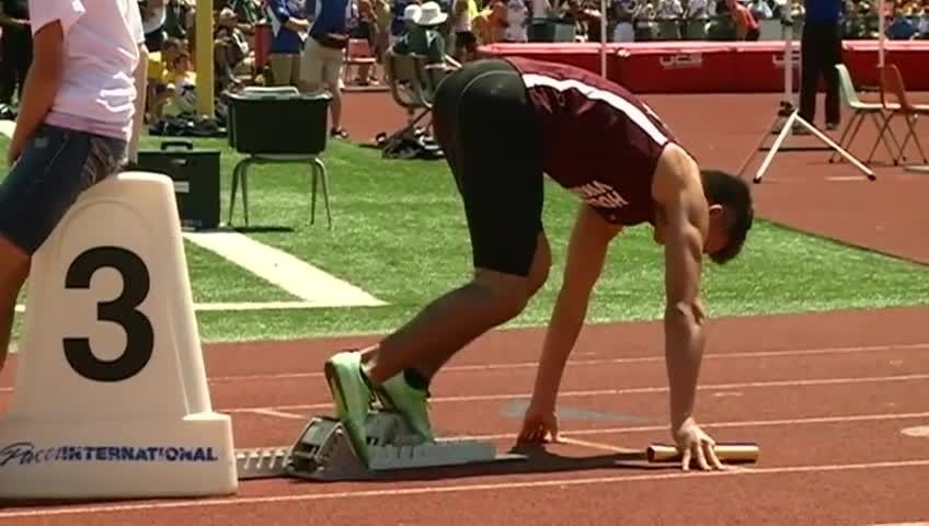 Holmen Boys qualify 7 events for State Track