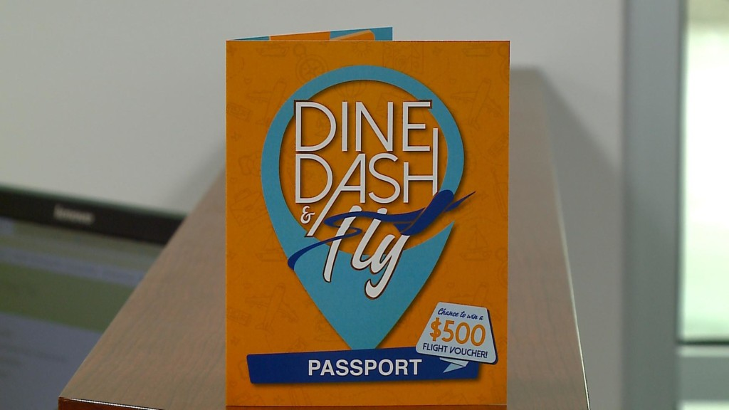Dine, Dash & Fly program launches Friday for La Crosse Regional Airport