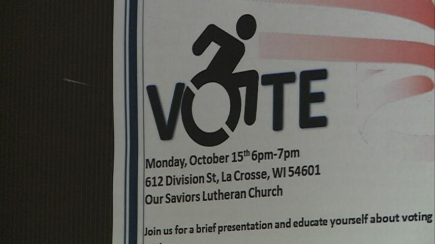 Voters with disabilities can learn about rights, registration this Monday