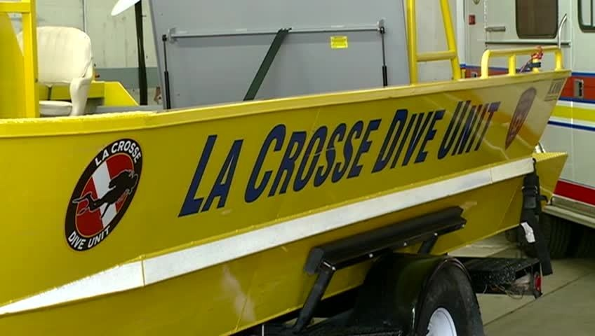 La Crosse Dive Unit looking for new home