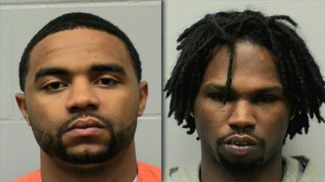 $50,000 cash bond set for 2 men facing several drug charges
