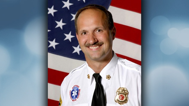 Holmen's long-time fire chief resigns
