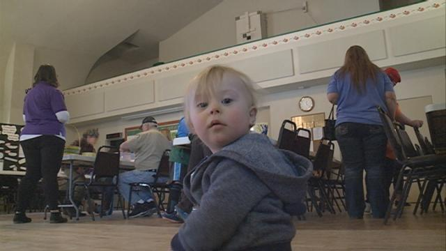 People with down syndrome celebrate and are celebrated during World Down Syndrome Day