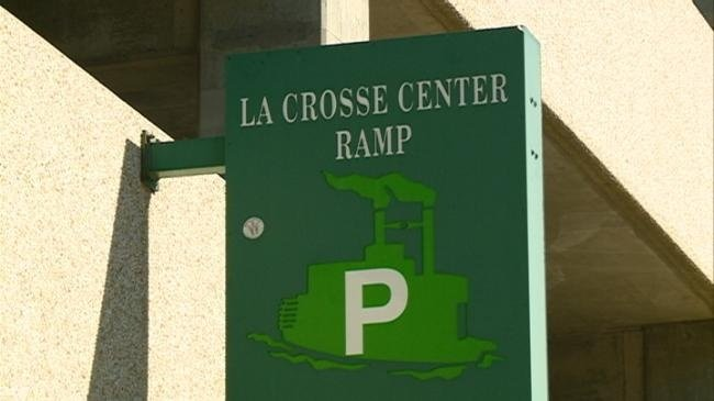 Parking gates on downtown ramps removed for Oktoberfest