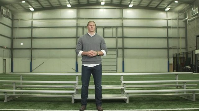 Clay Matthews offers Draft Day tips in new YouTube series