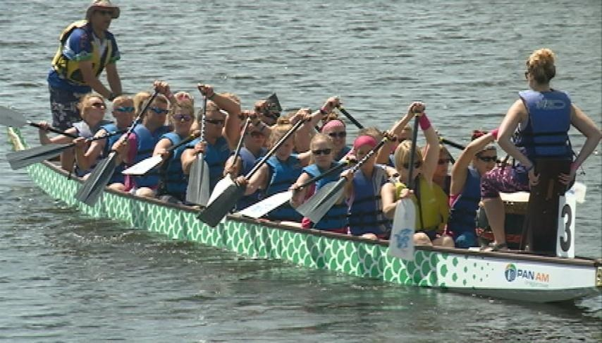 Dragon Boat Festival wraps up two-day event