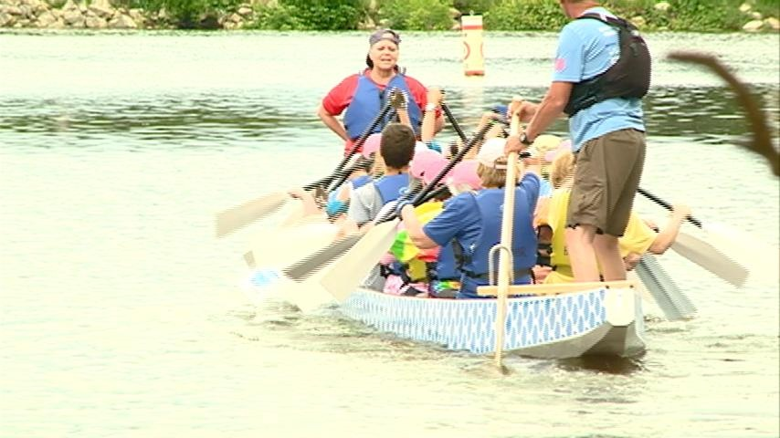 Dragon Boat Races changes locations