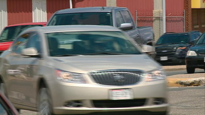 La Crosse officers watch for distracted drivers