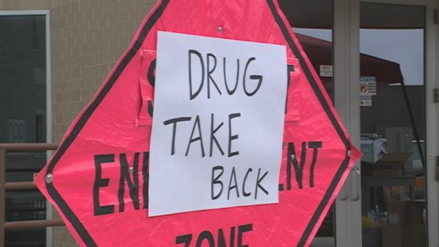 Drug Take Back Day event exceeds expectations