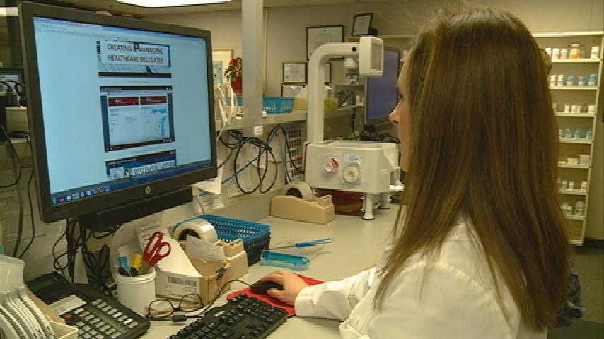 Changes coming to prescription drug monitoring website Tuesday
