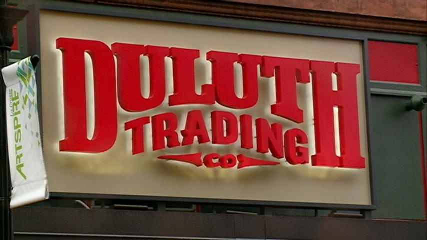 Duluth Trading Company holds grand opening downtown