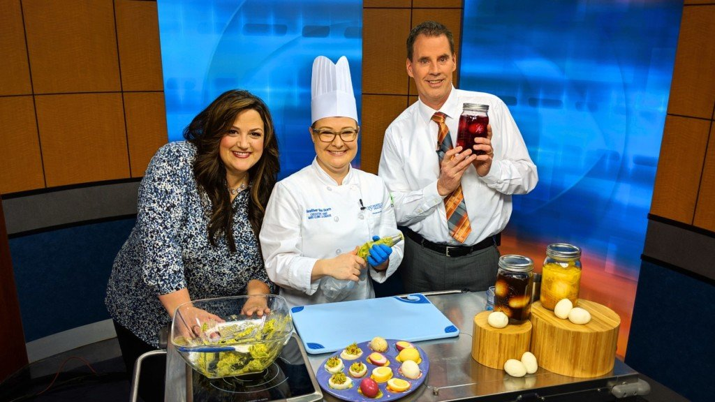 Cooking With N8TM: Spring Eggstravaganza