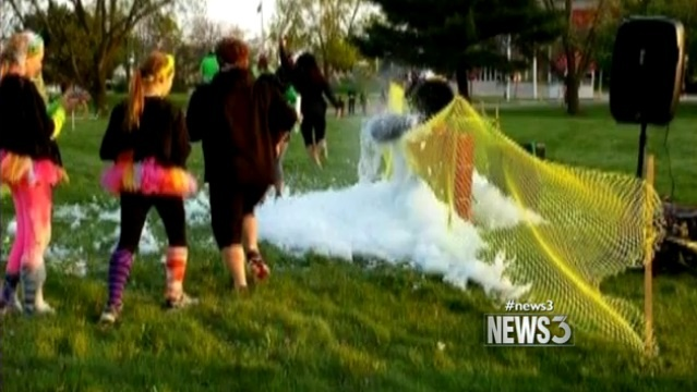 Bubbles popped: Local runners claim 5K a scam