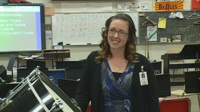December 2015 Top Notch Teacher: Elissa Kinstler