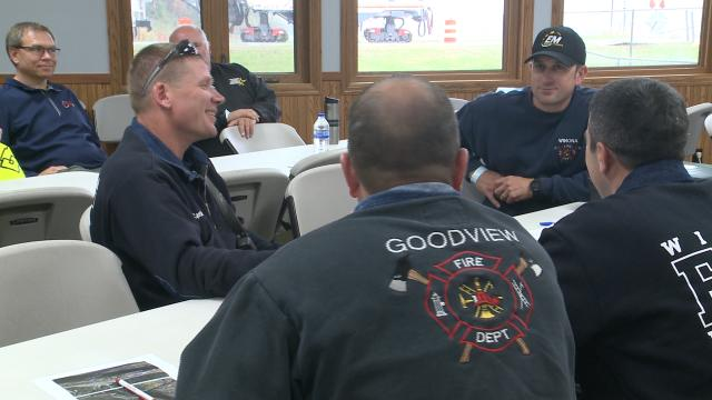 Regional first responders test skill and teamwork with year's largest drill