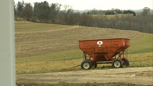 Mild winter temps brings mixed reactions for local farmers