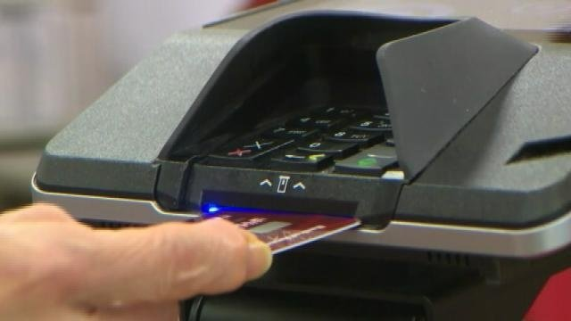 Local business gets new card reader to prevent chances of credit card fraud