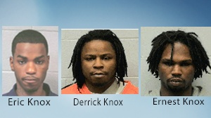 3 men wanted on delivery of cocaine, heroin