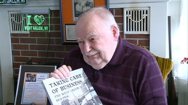 Local author celebrates new book