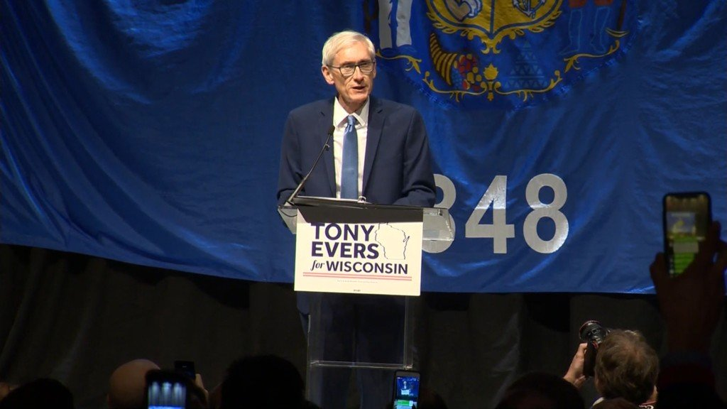 Evers to make pitch for Medicaid expansion in Wisconsin