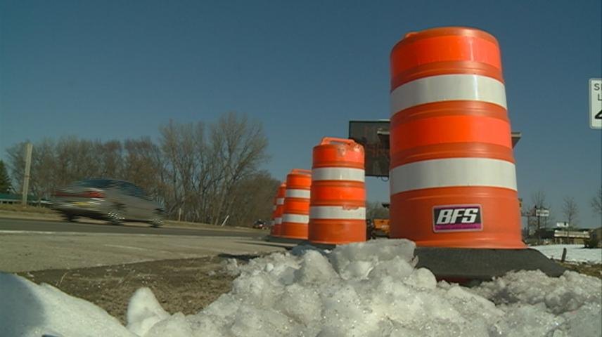 Traffic to slow in La Crosse's north side during Exit 3 Project