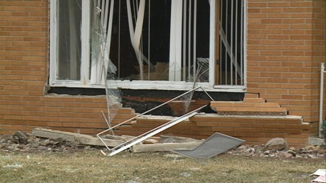 Dryer explosion injures two people in Vernon County home