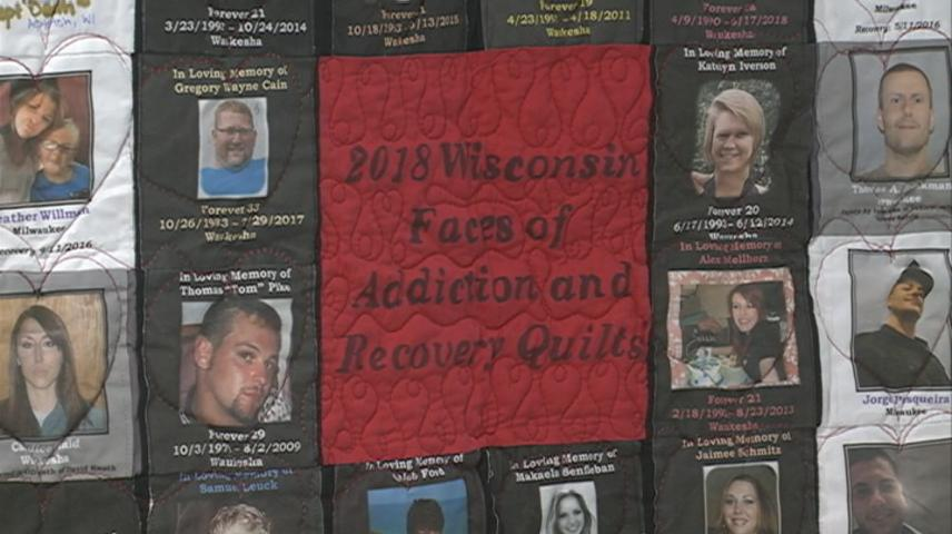 'Faces of Addiction' shows broad range of people impacted by addiction in Wisconsin