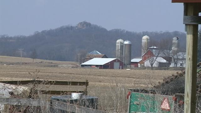 Winter could delay planting season