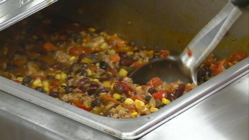 Area students celebrate Wisconsin's inaugural Chili Day with Farm to School chili