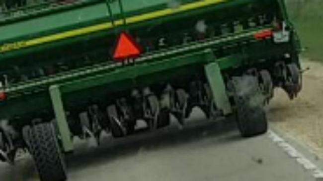 MnDOT asks motorists, farm equipment operators to safely share the road during planting season