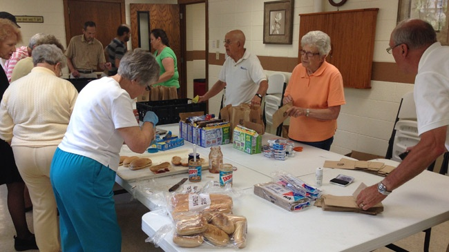 La Crosse Salvation Army's 'Feed the Kids' helps about 300 kids a day
