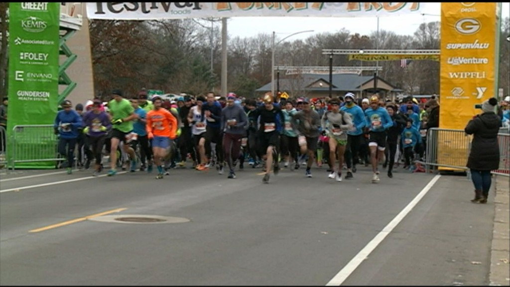 Festival Foods Turkey Trot returns to Onalaska as healthy way to start Thanksgiving