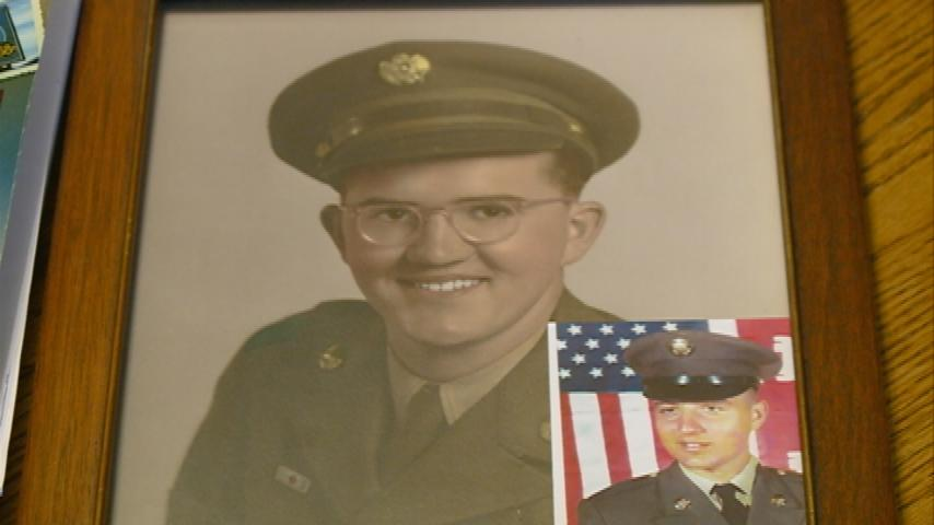 Father, son to see memorials in their honor during Freedom Honor Flight