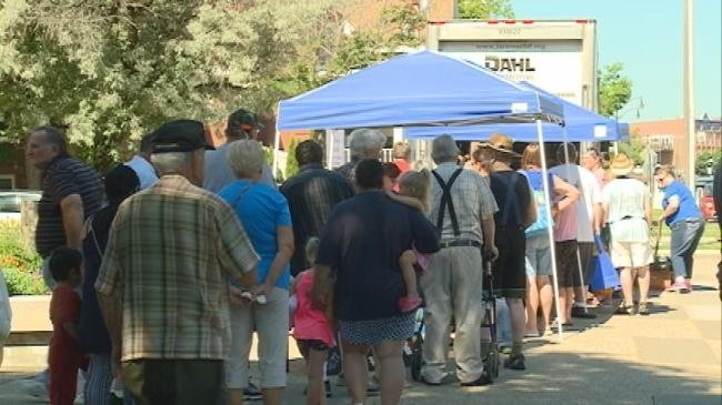 Local organizations team up against hunger