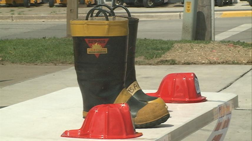 Cashton Fire Department, royalty host 'Fill the Boot' drive for Sun Prairie
