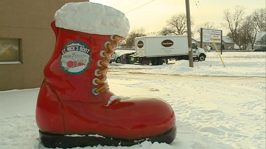 'Fill the Boot' at La Crosse's Hunger Task Force