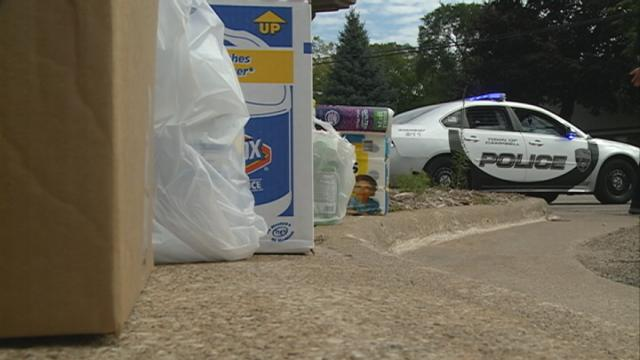 Fill the Cruiser for Flood Relief rallies Campbell community