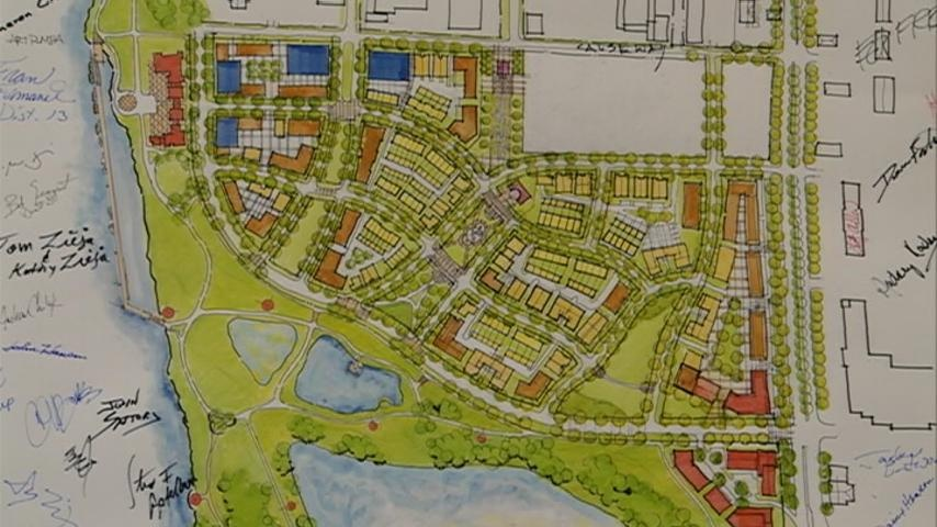 Final plans for Riverside North unveiled